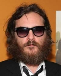 Joaquin Phoenix barzda