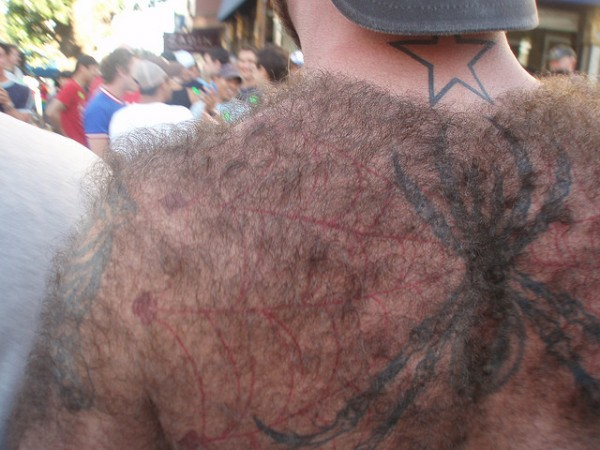 Tinkamai paruoškite savo odą tatuiruotei