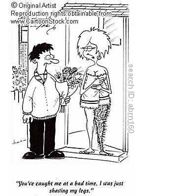 Depiliacijos procedūros: juoktis sveika